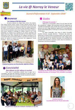 Bulletin Trimestriel N° 10