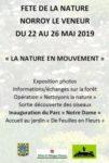 Fête De La Nature à Norroy Le Veneur Du 22 Au 26 Mai.