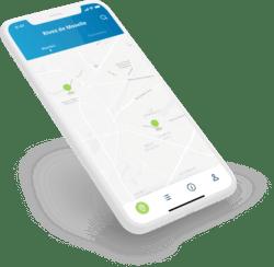 Rivélo, L'application GPS De Rives De Moselle Dédiée Aux Voies Vertes Fait Peau Neuve !