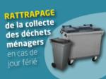 Lundi 11 Novembre 2019 :  Petit Récapitulatif De La Collecte De Vos Déchets.